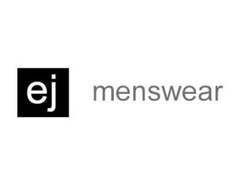 EJ Menswear 10% off