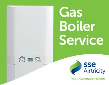 Gas boiler service for €99 plus a €20 voucher